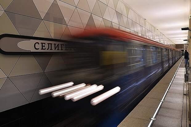 Участок салатовой ветки метро открылся на 10 дней раньше срока