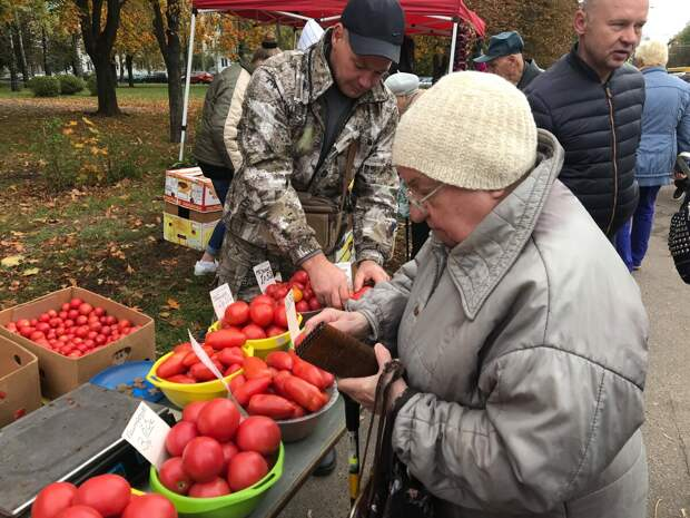 В Беларуси нет большой разницы между богатыми и бедными.