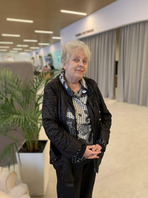 Пенсионерка из Марьиной рощи привилась от коронавируса