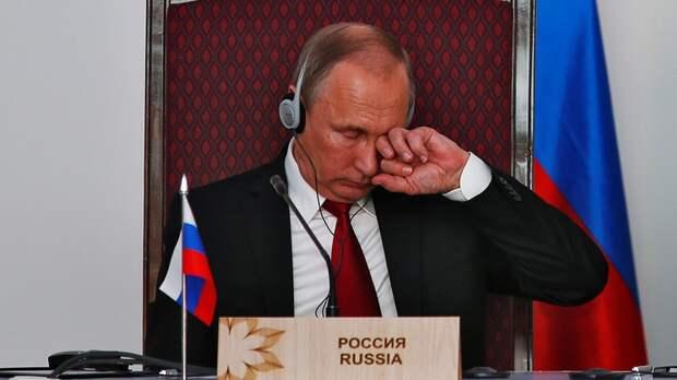 Журналист NY Daily News: Извинюсь за Карлова только после извинений Путина