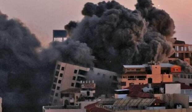 В секторе Газа, Иерусалиме и на Западном берегу от обстрелов пострадали 349 человек