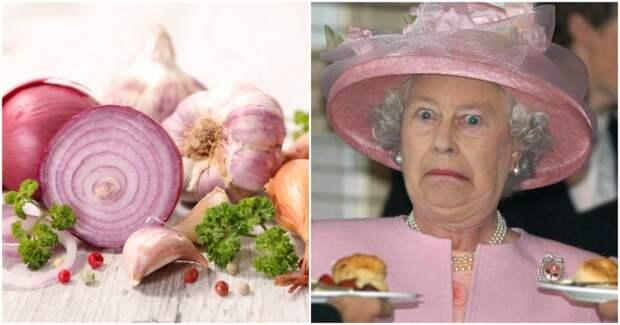 9 продуктов, которые Елизавета II не позволит себе съесть