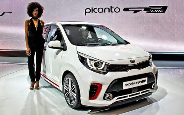 Новая Kia Picanto: в России — летом