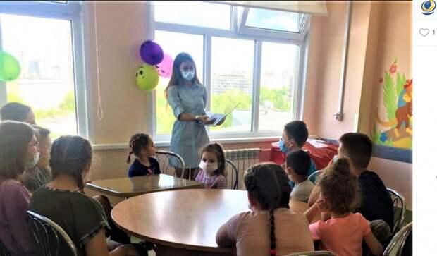 Педагоги  Митина научили детей из больницы Башляевой прикладной анимации