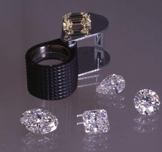 бриллианты АЛРОСА