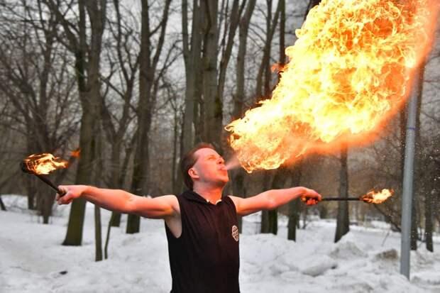 Андрея Пескова зрители иногда называют драконом / Фото: Денис Афанасьев