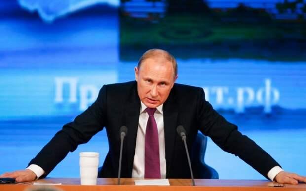 Putin zloi