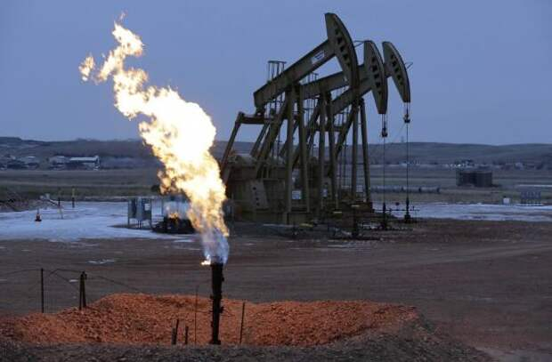Нефть-матушка. Подсчитана стоимость ископаемых России