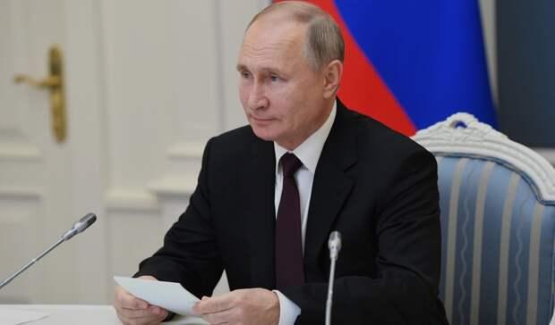Путин одобрил штрафы за неповиновение силовикам на митингах