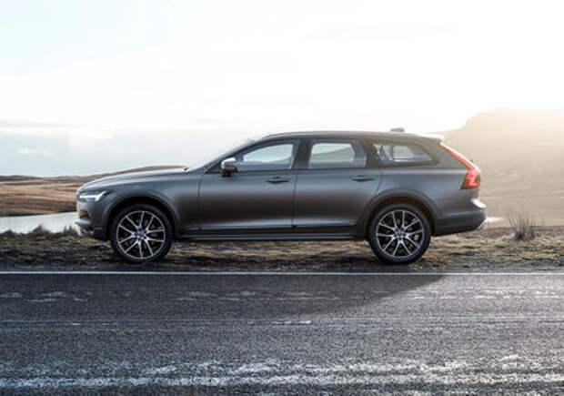 У двух моделей Volvo могут быть проблемы с безопасностью
