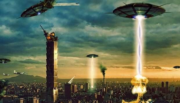 Нападение инопланетян обещают уже к концу года