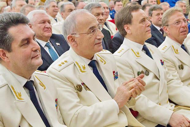 На повышение соцобеспечения прокурорских работников выделено 3 млрд рублей