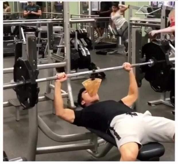 Важно награждать себя за тренировки