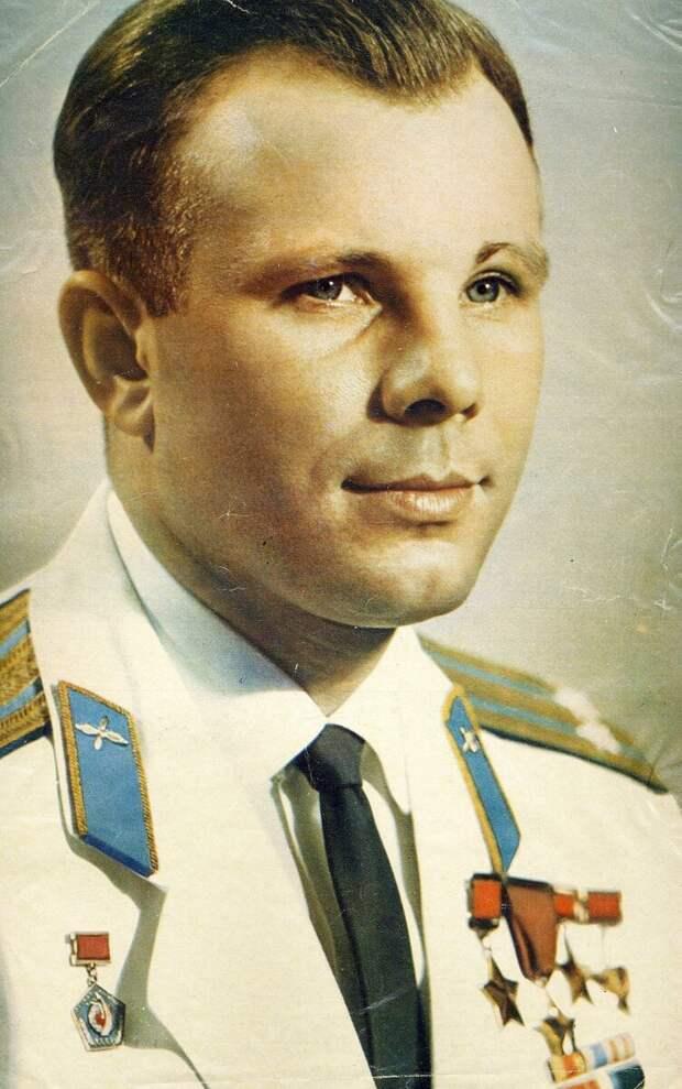 Интересные факты о Гагарине