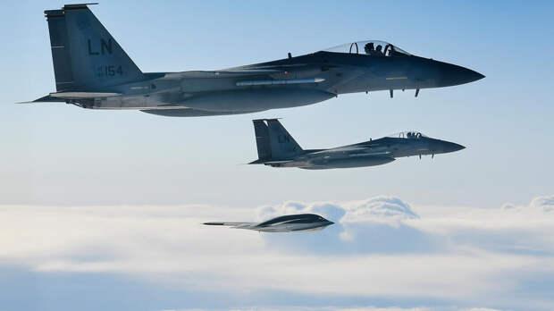 """В Штатах предрекли ВВС США """" большие проблемы"""" из-за российских ракет"""