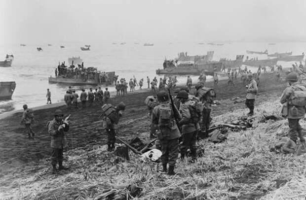 Самая курьезная операция армии США во Второй мировой войне