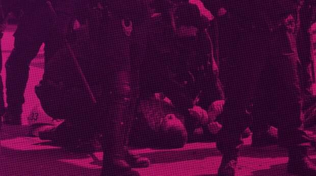В Москве на акции против закона о просвещении задержали 17 человек, включая «Чебурашку»