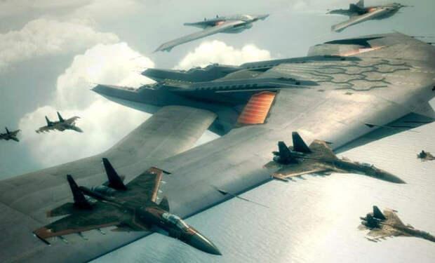 Почему России не светит бомбардировщик-стелс