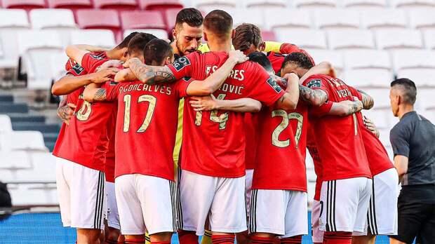 «Бенфика» не позволила «Спортингу» выиграть чемпионат Португалии без поражений