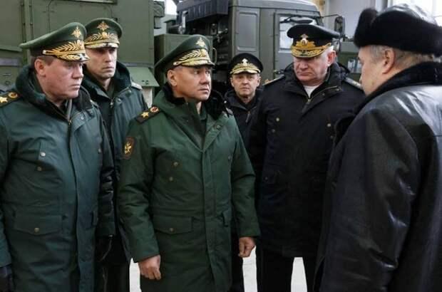 Шойгу назвал оружие, которое станет основой оборонного комплекса России