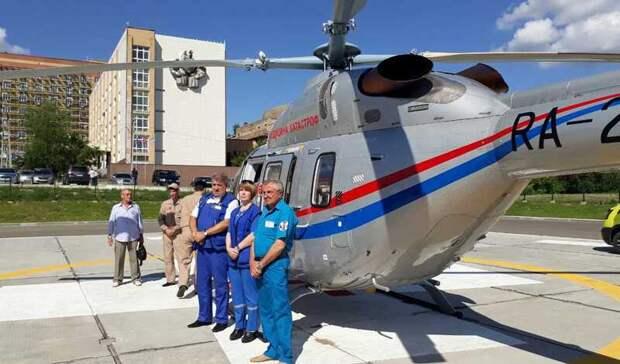 За каждым вертолёт не пошлют: больных из Волжского в Волгоград будут возить на скорых