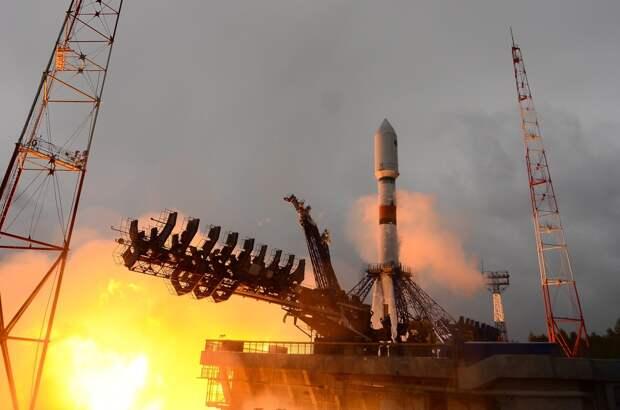 11 декабря  с космодрома Плесецк стартовала очередная ракета-носитель «Союз-2.1б»