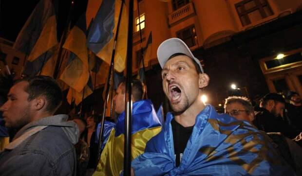 Украинцев могут лишить безвиза с Евросоюзом
