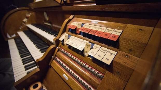 """""""Лето в соборе"""": романтический орган и барочная труба"""