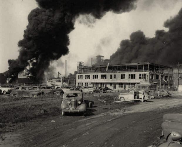 История одной катастрофы: взрыв селитры в порту Техаса, 1947