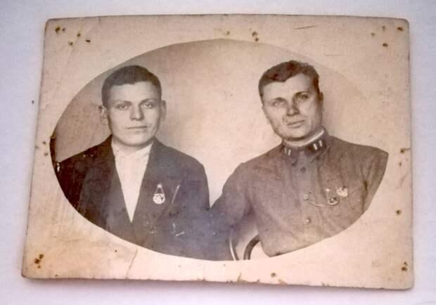 С Днём Победы! 2 брата нашей бабушки