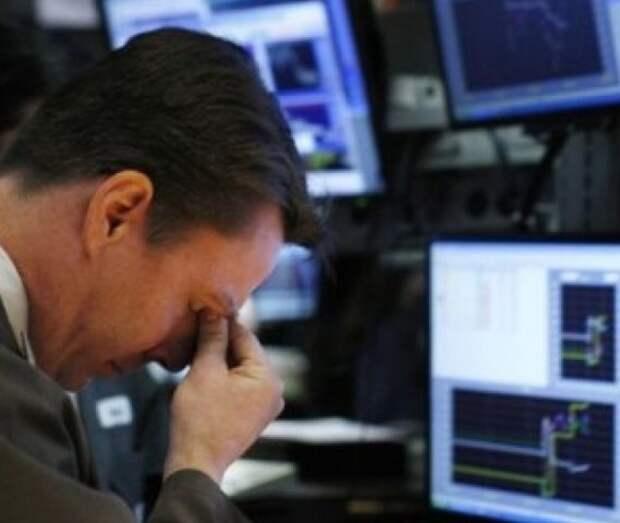 Рынок нефти не смог притормозить вчерашнее падение