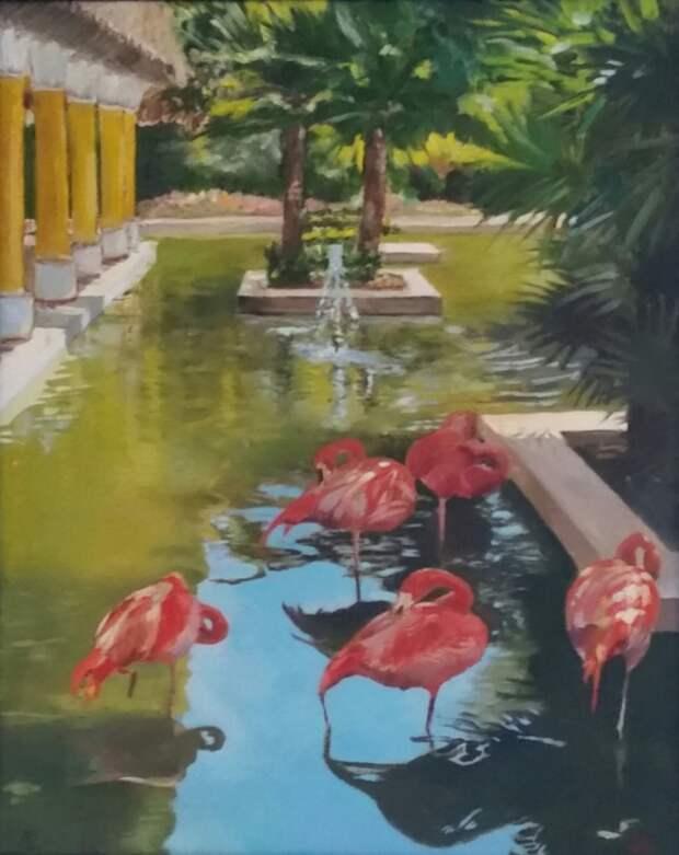 В галерее «Тушино» открылась выставка абстрактной живописи