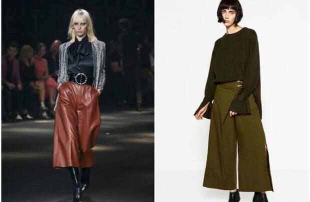 Модные брюки этой осени: самые актуальные тренды сезона