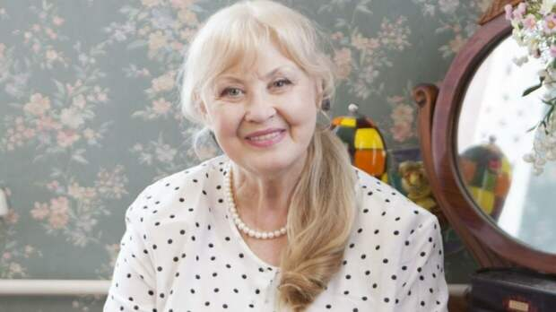 На 82-м году жизни скончалась актриса Нина Шацкая