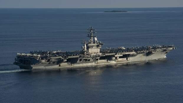 """""""Пентагон будет в истерике"""": Русские ждут, что КНДР начнёт """"топить"""" корабли США вслед за Ираном"""