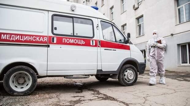 В Крыму за сутки 166 человек заразились коронавирусом