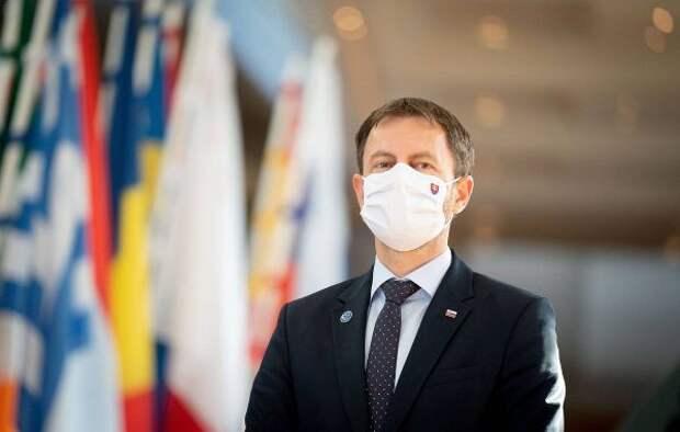 Премьер Словакии поедет вКиев обсуждать энергетическую безопасность