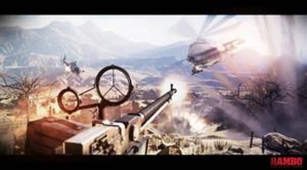 Герои Rambo: The Video Game заговорят голосами Сталлоне и Крена