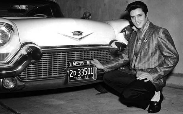 Автомобили знаменитостей: чья машина на фото?