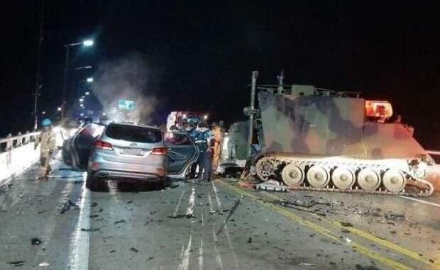 США приостановили боевую подготовку в Южной Корее после аварии
