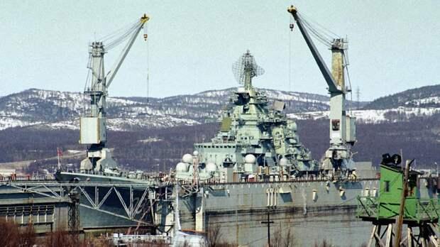Выигрышный флот: как воруют на ремонте вооружения Минобороны