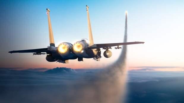 Военные учения показали неэффективность новых истребителей ВВС США F-15EX
