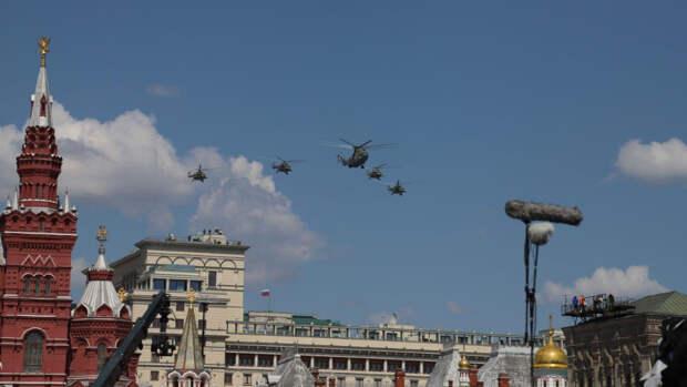 Зрители генеральной репетиции парада Победы в Москве поделились эмоциями от увиденного