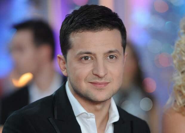 Зеленский на пресс-конференции с Блинкеном пошутил про вездесущих русских