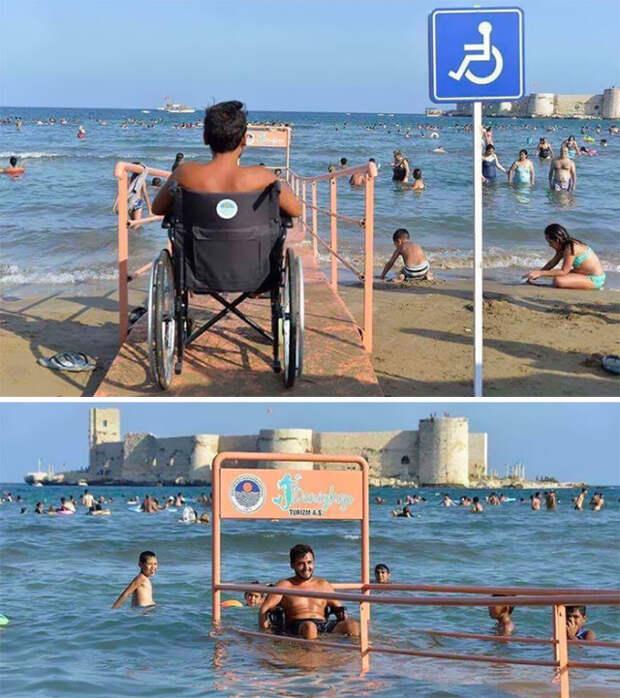 Блестящие изобретения, которые делают этот мир более привлекательным для людей с ограниченными физическими возможностями