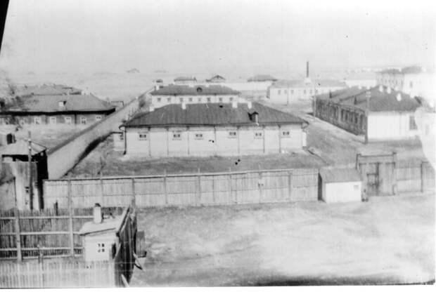 Тюрьма № 1 НКВД города Томска