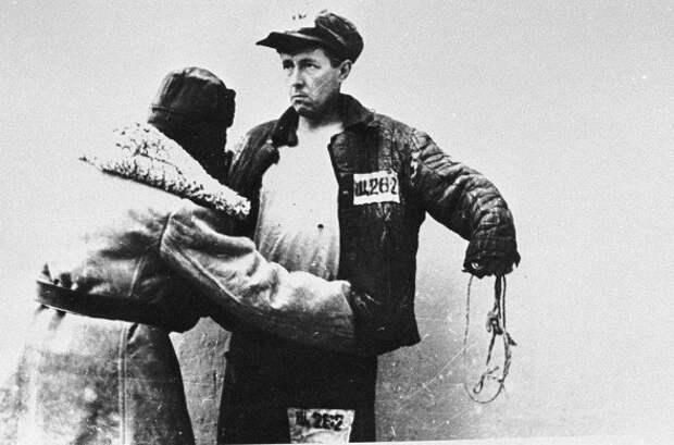 Кем работал Солженицын, когда сидел в ГУЛАГе