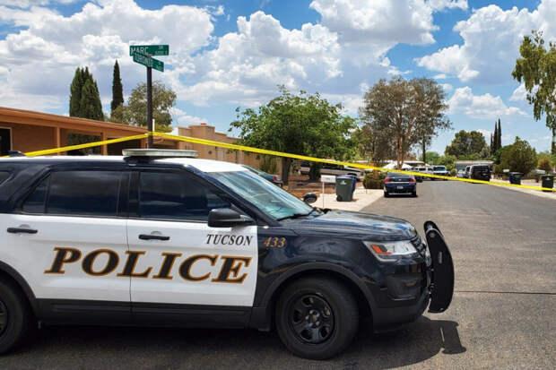 Двое погибли и несколько ранены при стрельбе и пожаре в США