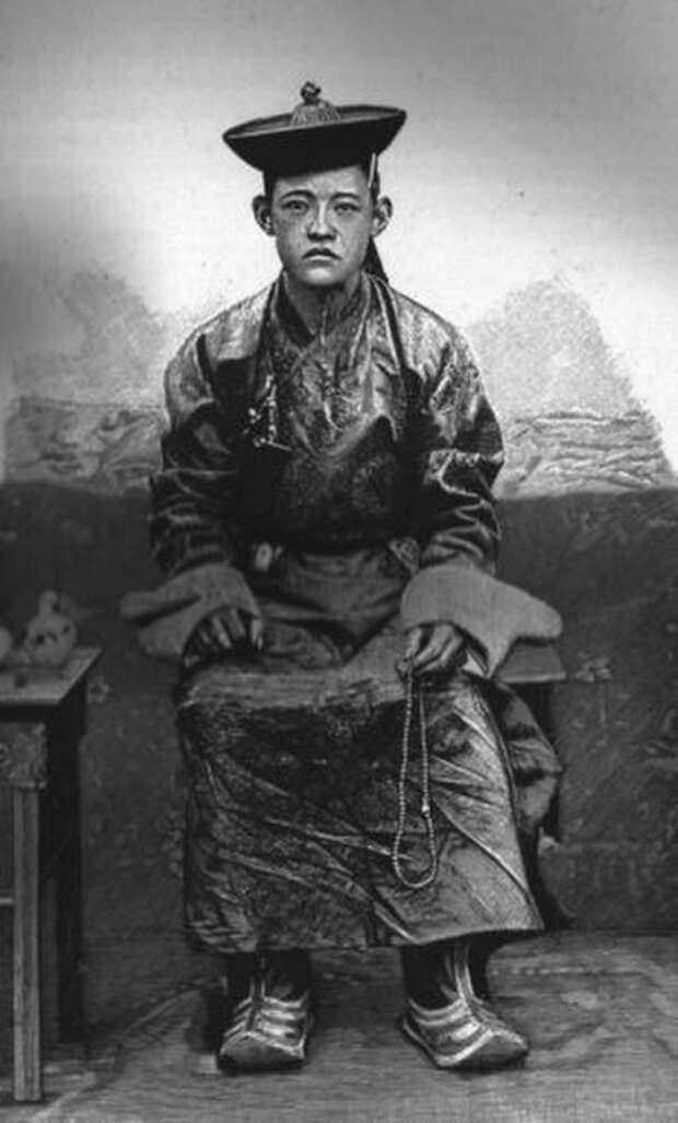 Барон Роман Унгерн: взлет и падение монгольского «бога войны»