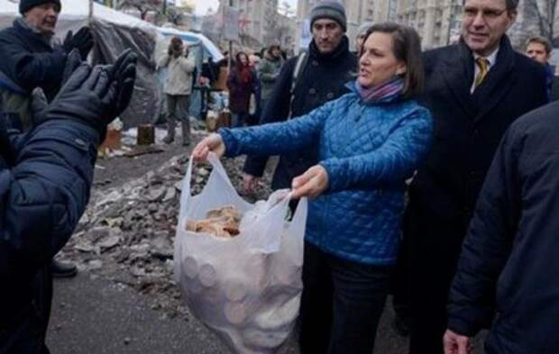Украинская методичка для американского майдана